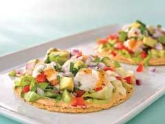 Grilled Red Snapper Tacos with Bistro-Chipotle Spread