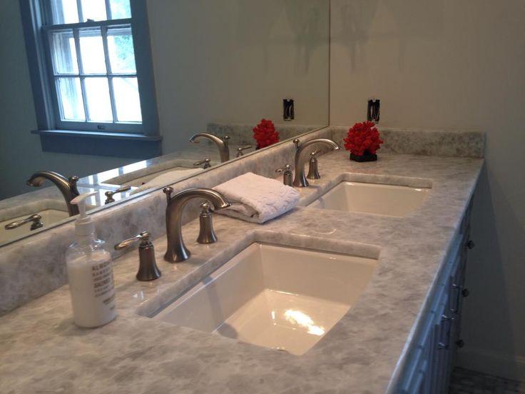 Princess Quartz #bathroom #remodel
