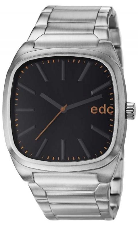 EDC Retro maestro - cool silver, black