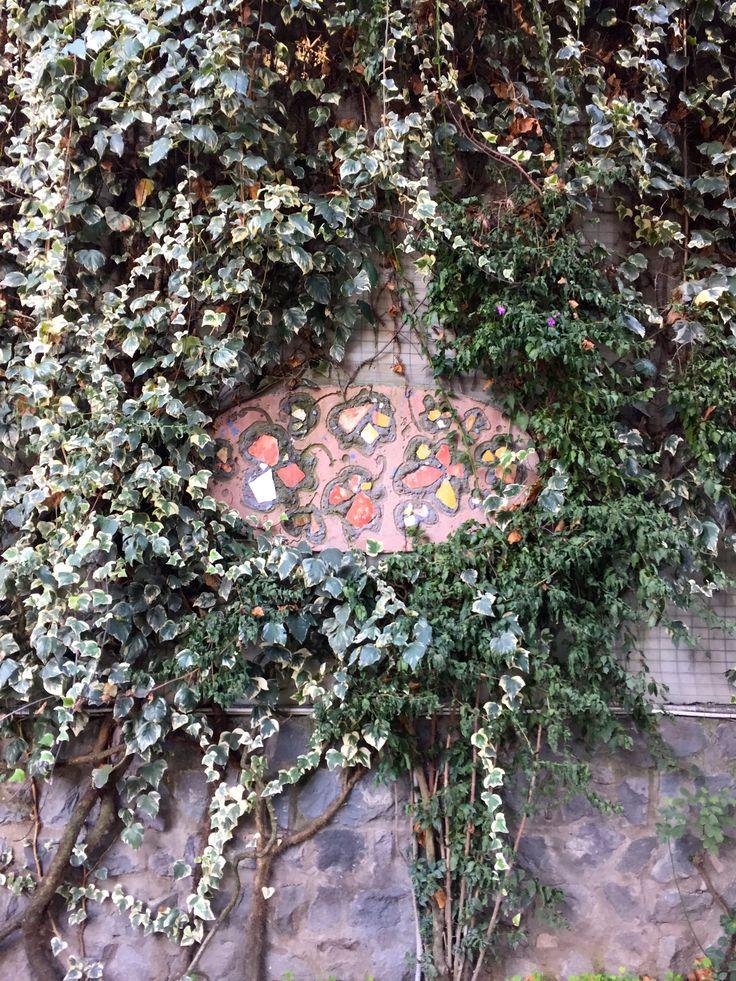 Mosaico / Mosaic / Mosaïque #Giardino #Deco #Esterni #Outdoor #Garden #Villa #Jardin #Art #Emblema #Opificio #Design #Exterieure #Decoration #Casa #Ammirati