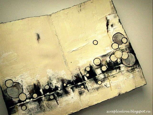 PaperArtsy: 2016 Topic #8 White Space {Challenge}