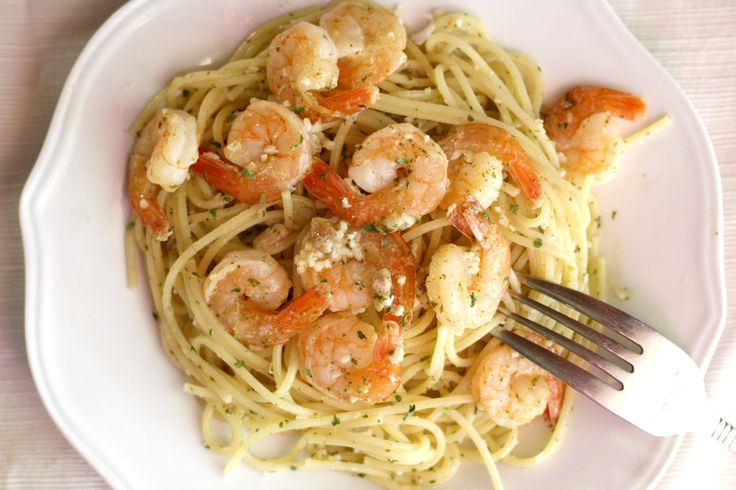 Slow Cooker Shrimp Scampi: Easy Crock Pot Dinner Recipe