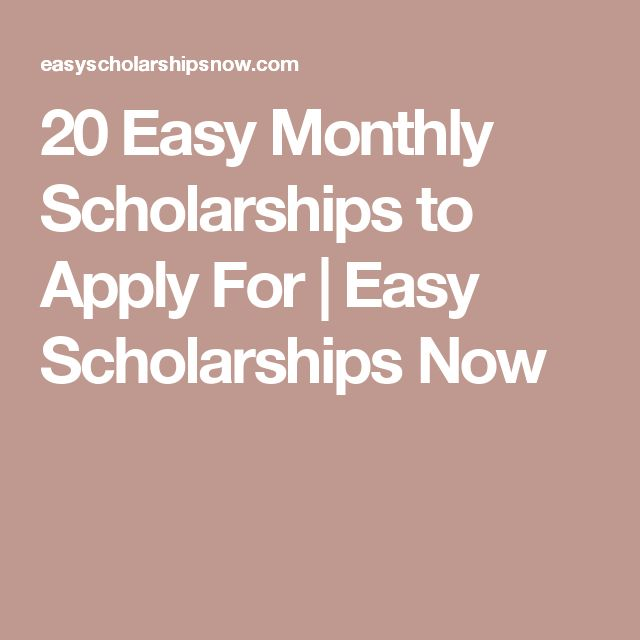 Easy Guide to Study Abroad Scholarships | Scholarships ...