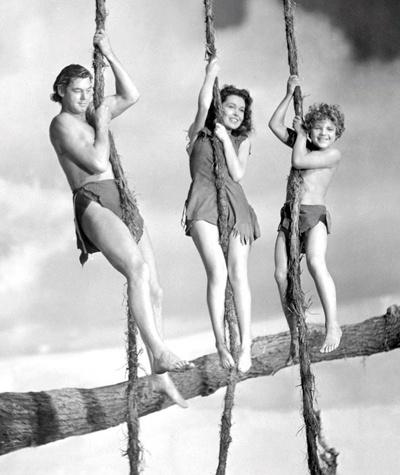 Tarzan, Jane and Boy