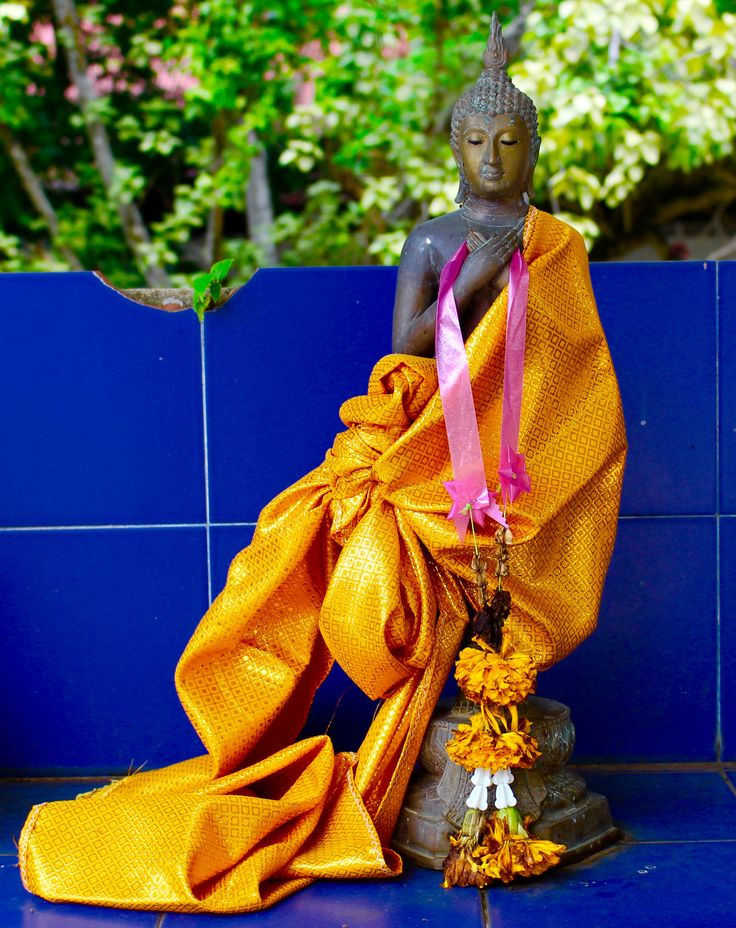 https://flic.kr/p/G4rx2y | Holy Friday | Wat Phra Yai, Koh Samui THA