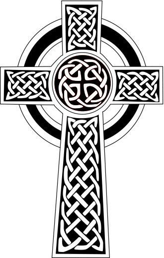 celtic cross | celtic cross tattoo design celtic cross is like the christian cross ...