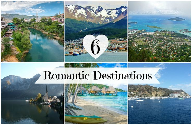 Are you looking for romantic destinations?