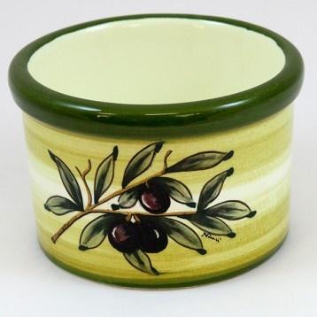 40 best olive kitchen decor images on pinterest for Olive green kitchen accessories