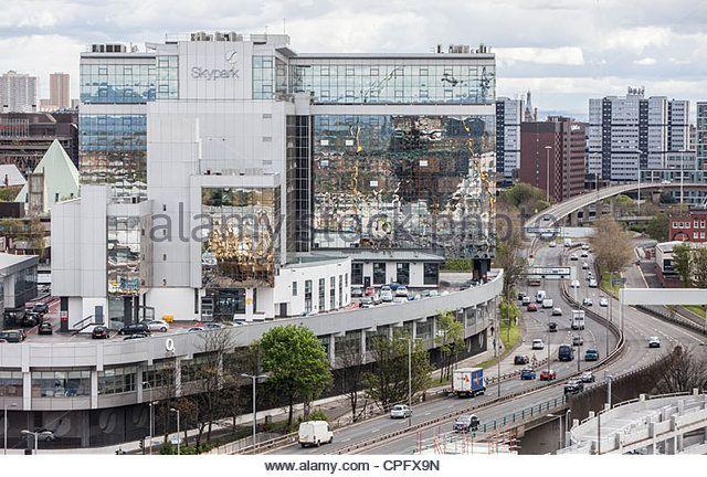 Glasgow City Centre Stock Photos & Glasgow City Centre Stock ...