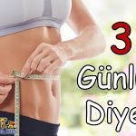 1 günde 1 kilo vermek ister misiniz? Hızlı ve kolay hazırlanabilen 3 diyet tarif ile kilo verin. 1 günde 1 kilo diyeti ile zayıflayın.