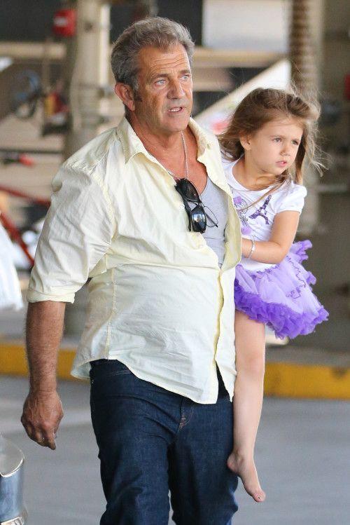 Mel Gibson  Lucia: Mall Mates (June 4, 2013)