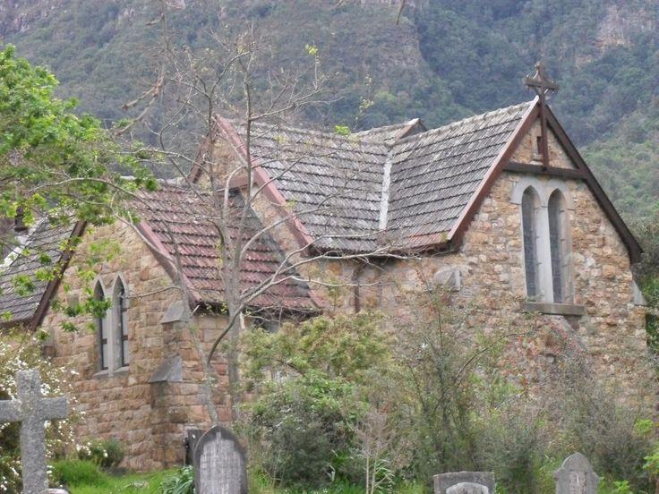 The Good Shepherd Church in Protea Road, Newlands