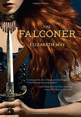 The Falconer: Book One of the Falconer Trilogy by Elizabeth May http://www.amazon.com/dp/1452114234/ref=cm_sw_r_pi_dp_kwUjwb0RA35BN