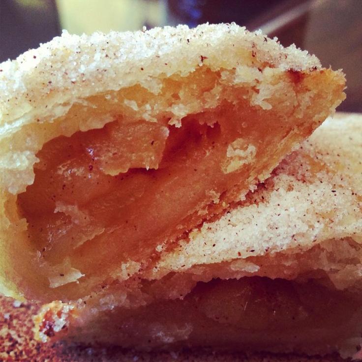 Homemade Fried Apple Empanadas | Cinco de Mayo | Pinterest
