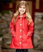 Coolest kids' rain gear