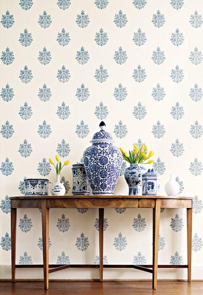 Delft decor ♡ teaspoonheaven.com