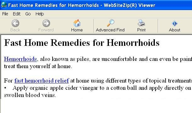 How to Get Rid of Hemorrhoids Fast: Best Home Remedies