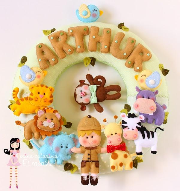 Ei Menina!: Para dar boas-vindas ao Arthur! ♡