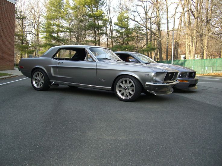 1968 ford mustang computer - photo #43