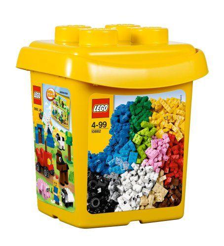 lego 10662 le baril jaune