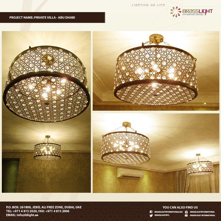 39 best brasslight international chandeliers images on for International decor uae
