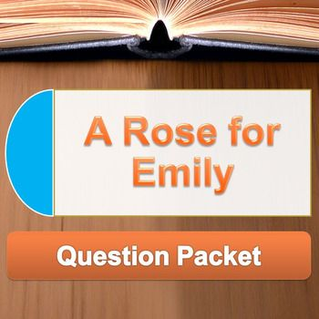 best a rose for emily ideas hand by hand gold a rose for emily question packet