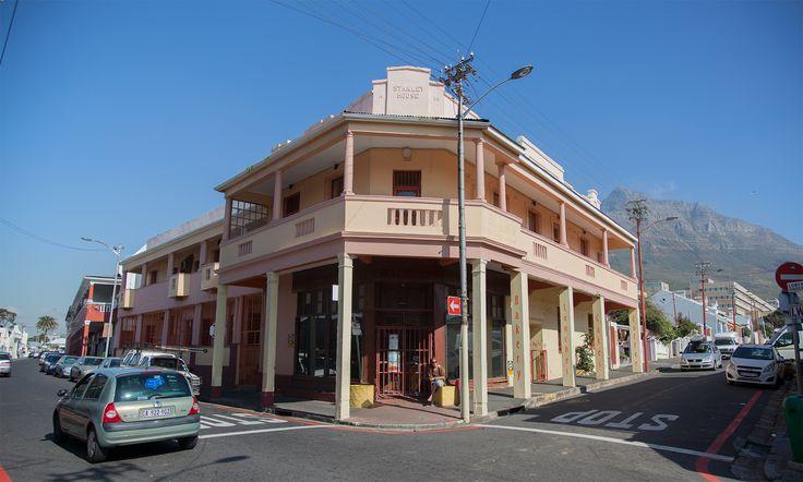 Street corner, Observatory