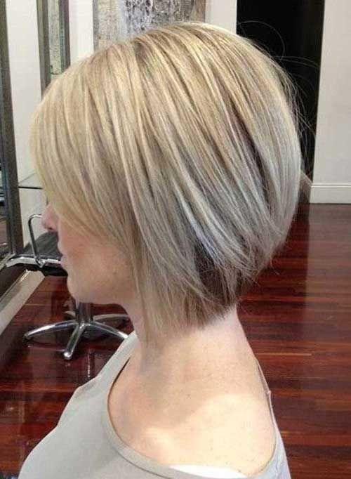 Straight Short Hair