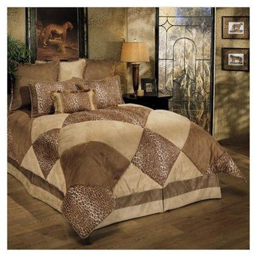 Safari Bedding For Adults Is From Texstyle Cs Mult