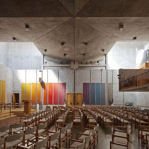 First Unitarian Church of Rochester | Louis Kahn