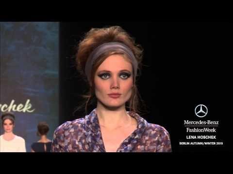 Lena Hoschek Fashion Week.