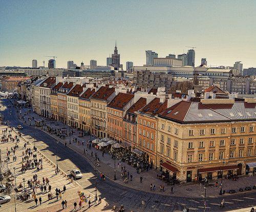 Krakowskie Przedmieście / Warsaw