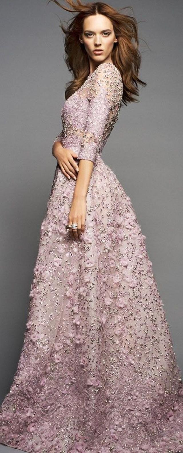 #Farbbberatung #Stilberatung #Farbenreich mit www.farben-reich.com Elie Saab Haute Couture