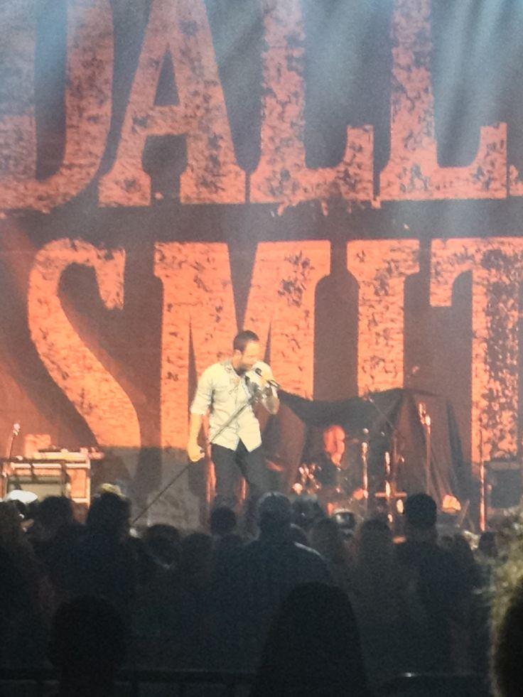 Dallas Smith ,State Farm Center Oct 2013