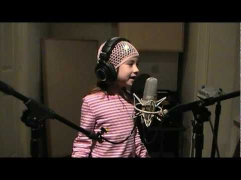 This sweet 7 year old lost her mother to cancer. She sings gospel music as well. She will give you goose bumps.