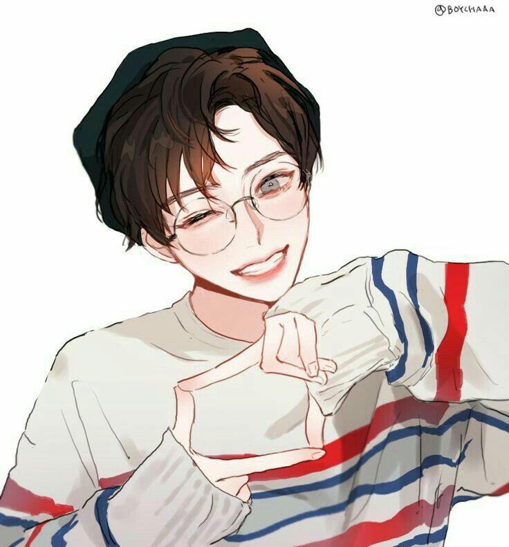Pin By Fall On Anime Anime Guys Korean Anime Anime Boy