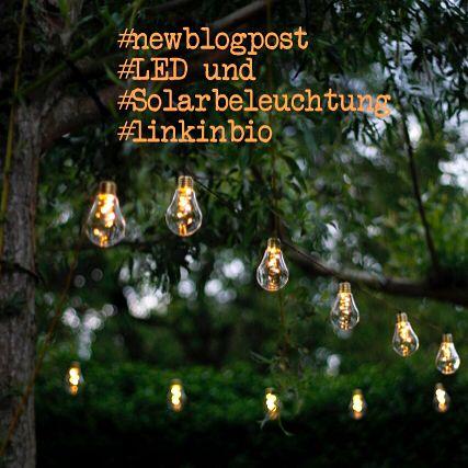 Der neue Blogbeitrag für @doitgarden ist auf dem Doitgarden Blog online #linkinbio #ledleuchten #gartenbeleuchtung #solarleuchte #solarlaterne #solarlampion #sommerparty
