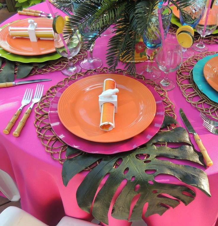 Polly Want a Party! | Tablescapes at Table 21