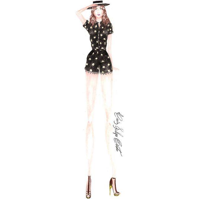 2° #croquis #fashionillustration #fashion #illustration