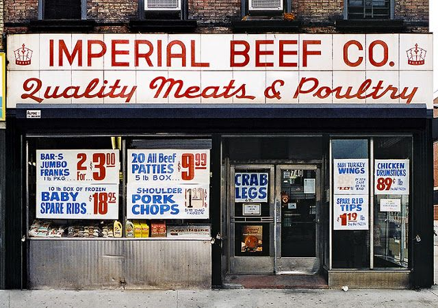 James and Karla Murray Photography: Imperial Beef Company Bedford-Stuyvesant, Brooklyn