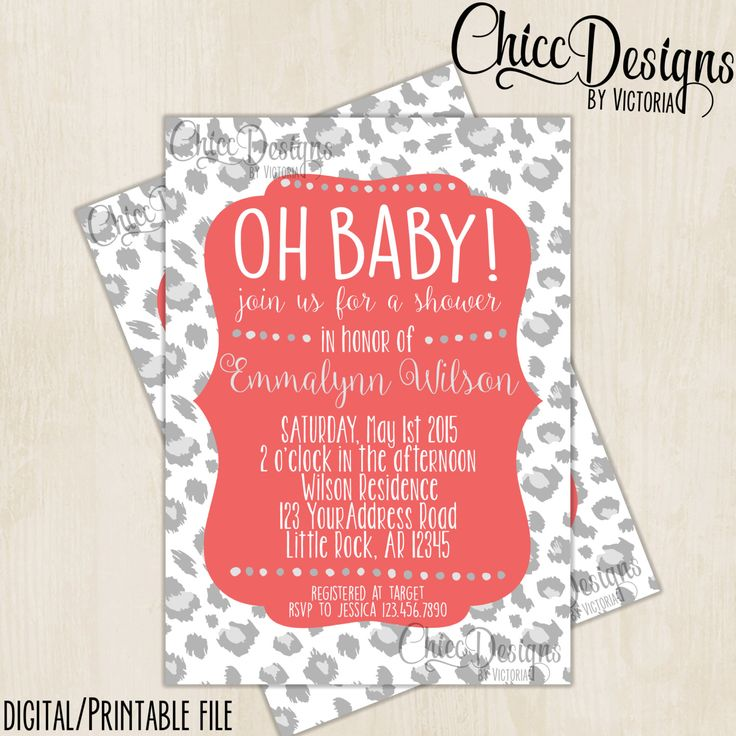 31 best B A B Y images on Pinterest   Shower invitation, Paper ...
