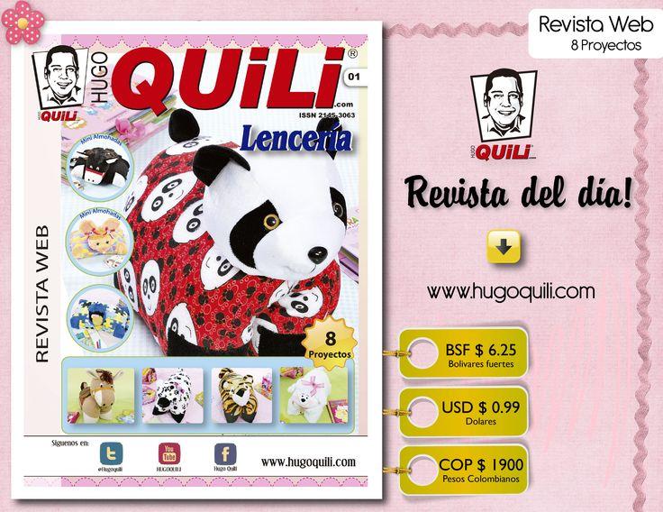 Encuentra esta Revista Web Lenceria No. 1 con 8 proyectos en nuestra pagina web.