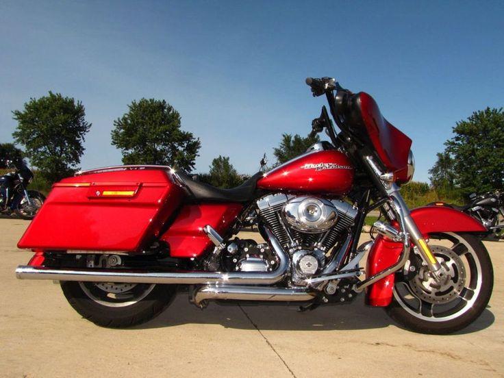 2012 Harley-Davidson Touring STREET GLIDE FLHX #harleydavidsonstreetglideforsale
