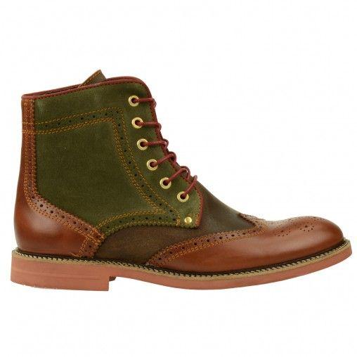 SACHA // Preppy boots € 99,95