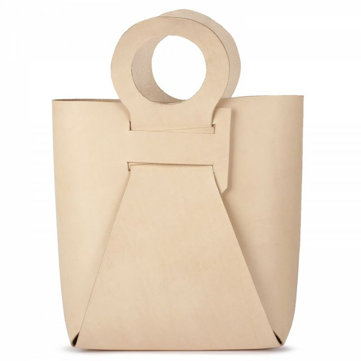 LEATHER ENVELOPE BAG- this looks like it would be cool in felt or mini sized in fun paper for gifts