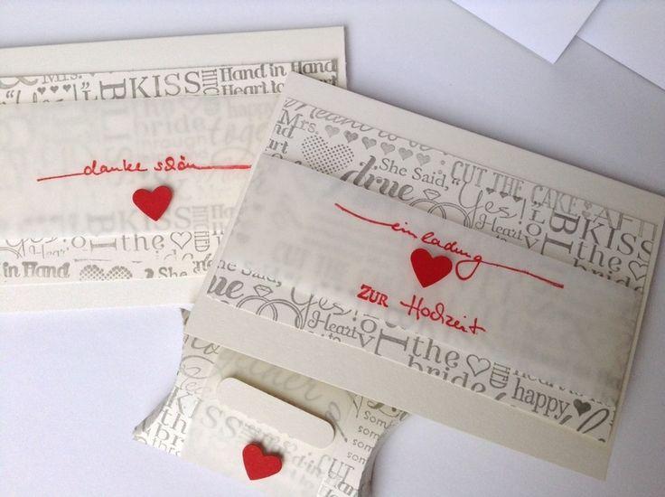 Einladungskarten   Einladungskarte   Ein Designerstück Von Andrea_hand_made  Bei DaWanda