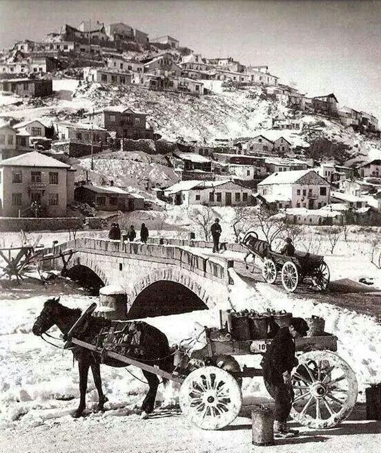 ✿ ❤ Bir Zamanlar Türkiye, Ankara 1920`ler.