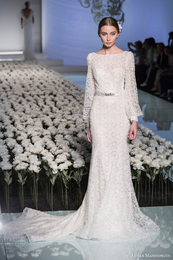 Lusan Mandongus 2015 Wedding Dresses — A Story of Romance Bridal Collection | Wedding Inspirasi