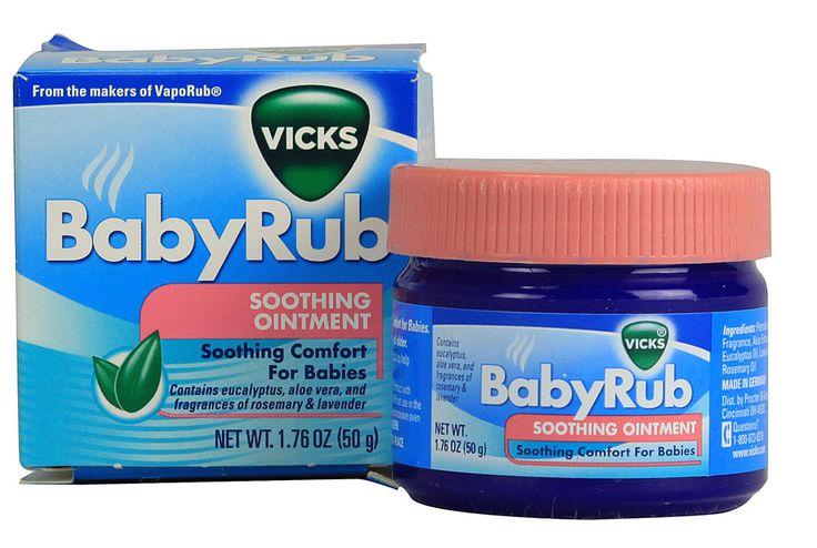 BabyRub Dầu Bôi Ấm Ngực Vicks/Mỹ (Giảm Ho, Ngạt Mũi, Sổ Mũi) Giá Tốt   (Giá Tốt) Dầu bôi ấm ngực Vicks BabyRub của Mỹ giúp giảm ho, chống lạnh, ngạt mũi, sổ mũi vào mùa đông. BabyRub có tốt không? Tác dụng? Cách dùng? Lưu ý những gì khi sử dụng?    http://oeoe.vn/shop/be-khoe-an-toan/vitamin-thuoc-chua-tri-tai-mui-hong/babyrub-dau-boi-am-nguc-vicks-my-giam-ho-ngat-mui-so-mui-gia-tot