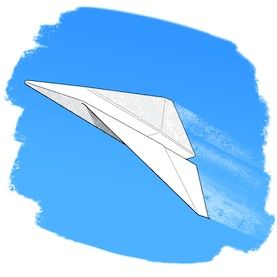 What makes a paper airplane fly the farthest? Learn about the forces of drag and lift with this swift activity.